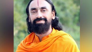 Photo of Swami Mukundananda inspires next generation of leaders