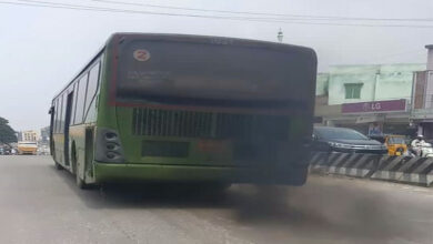 Photo of Hyderabad: Pollution spiking, TSRTC buses major culprits