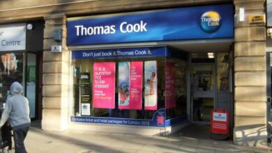 Photo of UK travel giant Thomas Cook collapses, 22,000 jobs cut