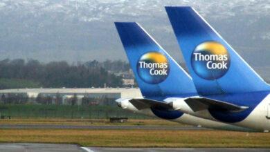 Photo of London repatriates 10% of Thomas Cook's UK customers