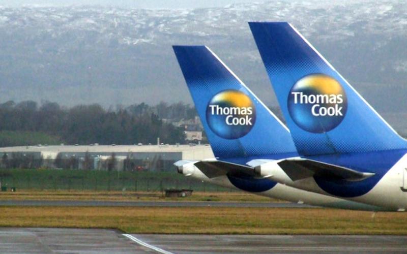 London repatriates 10% of Thomas Cook's UK customers