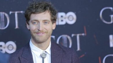 Photo of Thomas Middleditch reveals swinging 'saved' his marriage