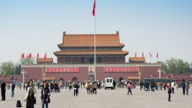 Photo of Tiananmen Square to close on weekend for celebration preparation
