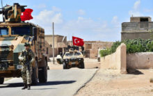 Britain 'deeply concerned' by Turkish military plans for Syria
