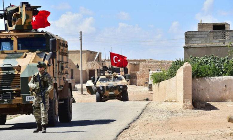 US-Turkey deadline on Syria expires 1900 GMT Tuesday