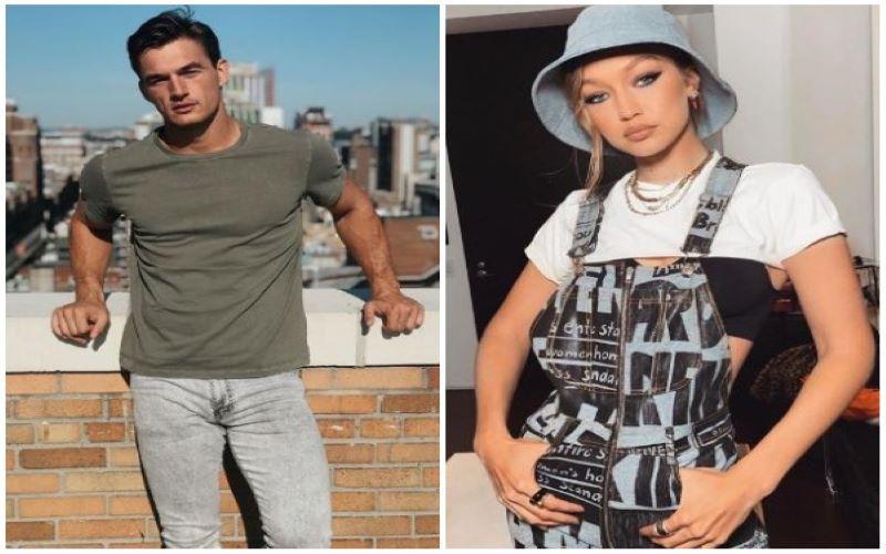 Tyler Cameron reveals his relationship status with Gigi Hadid