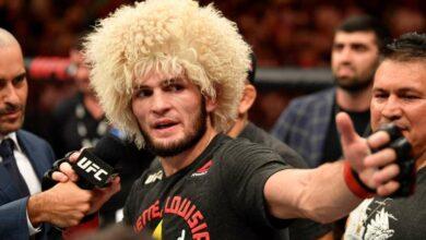 UFC 242: Khabib Nurmagomedov wins against Dustin Poirier