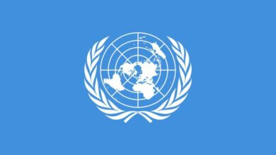 Photo of UN in the red, staff salaries at risk