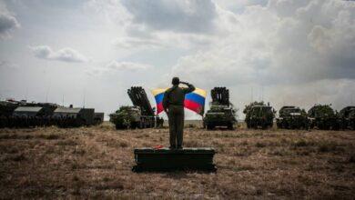 Venezuela begins war games on Colombia border