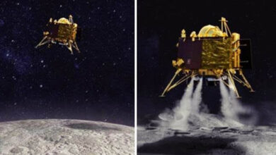"""Photo of """"India may have lost contact with moon on hard landing"""""""