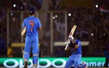 Kohli remembers 'special night' when Dhoni make him run like