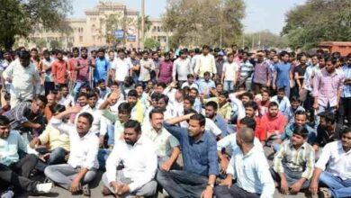 Photo of Hyderabad: OU students demand fellowships for SCs
