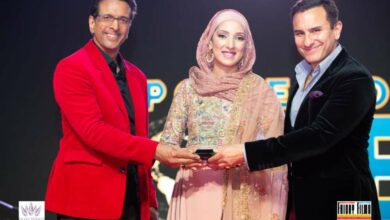 Photo of Hyderabadi-American Dr. Uzma Syed is 'Woman of Substance' in U.S