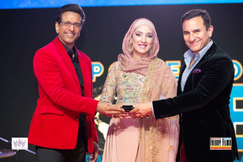Hyderabadi-American Dr. Uzma Syed is 'Woman of Substance' in U.S