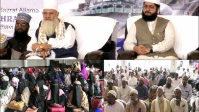 Muslims at unrest across Globe says Islamic Scholar Madani Miya