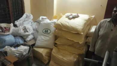 Photo of Tobacco worth Rs.10 Lakh seized in Hyderabad