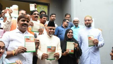 Photo of AIMIM holds free fever screening health camps in Hyderabad