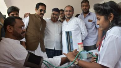Photo of HHF conducts Health Camp in Hyderabad