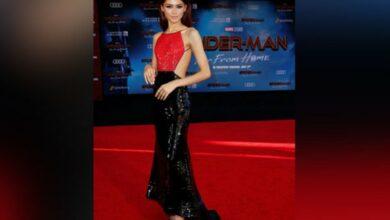 Photo of Fashion made Zendaya 'more courageous'