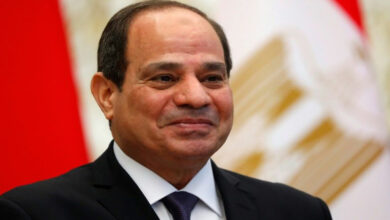 Photo of Egyptian prez calls for joint efforts to fight terrorism