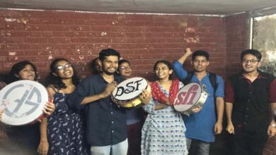 Photo of Left Unity sweeps JNUSU polls