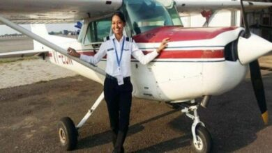 Photo of Anupriya becomes first pilot from Maoist-hit Malkangiri