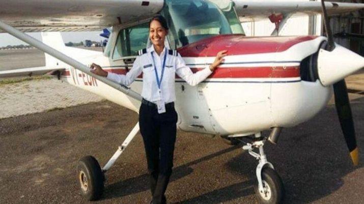 Anupriya becomes first pilot from Maoist-hit Malkangiri