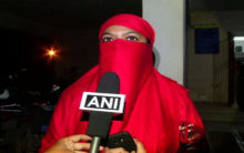 Woman pleads for justice after husband gives 'triple talaq'