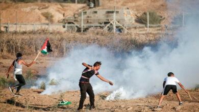 Photo of Israel attacks Gaza targets following drone raid