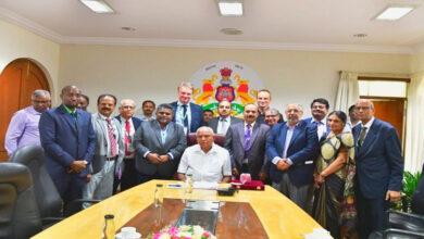 Photo of Karnataka:'Seed World 2019′ delegation meets CM