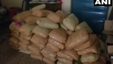 Photo of Visakhapatnam: 9 arrested with 44 kg cannabis