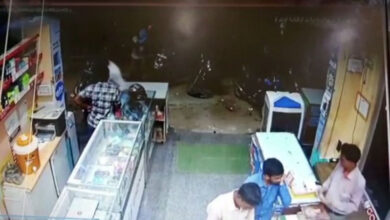 Photo of Delhi: Man opens fire at mobile shop in Nand Nagari
