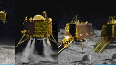 Photo of India creates history Chandrayaan 2 reaches Moon