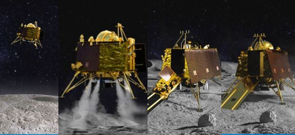 'Moon lander's high speed didn't give it a chance'