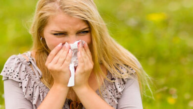 Photo of Allergic diseases increase risk of adult-onset asthma: Study