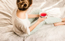 Avoid these drinks before going to sleep