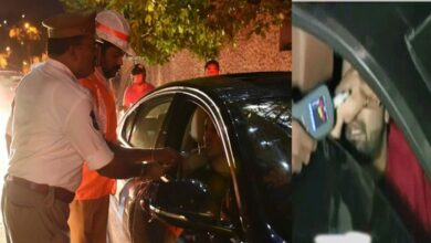 Photo of 236 booked for drunk driving in Hyderabad