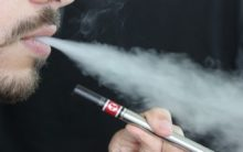 Vaping leaves e-cigarette user with rare lung scarring: Study