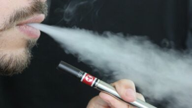 Carcinogenic metals found in vapours from e-cigarettes
