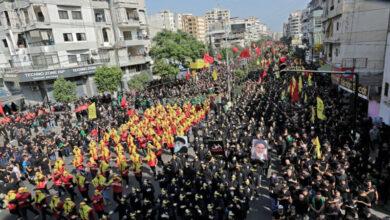 Photo of Lebanon Shiites mark Ashura in show of anti-Israel defiance