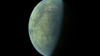 Photo of Water vapour found on potentially habitable planet