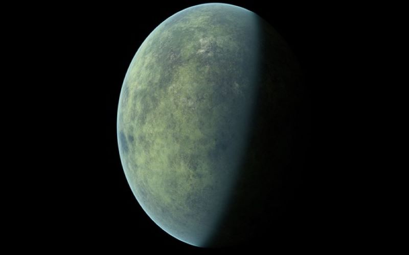 Water vapour found on potentially habitable planet ...