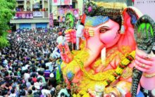 Hyderabad: Police Constable injured in Ganesh procession