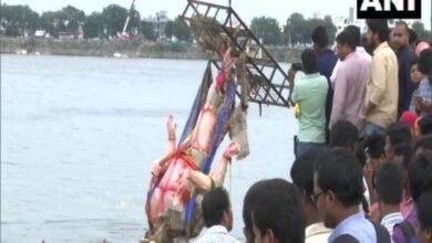 Photo of Ganesh immersion in Hyderabad: Cleaning of lakes started