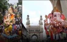 Hyderabad: Ganesh procession goes off peacefully in Old city