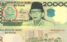 Indonesian currency carries Lord Ganesha photo