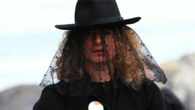 Photo of Funeral held for 'dead' glacier in Switzerland