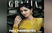 Ananya Panday sets temperature soaring on jungle-themed mag cove