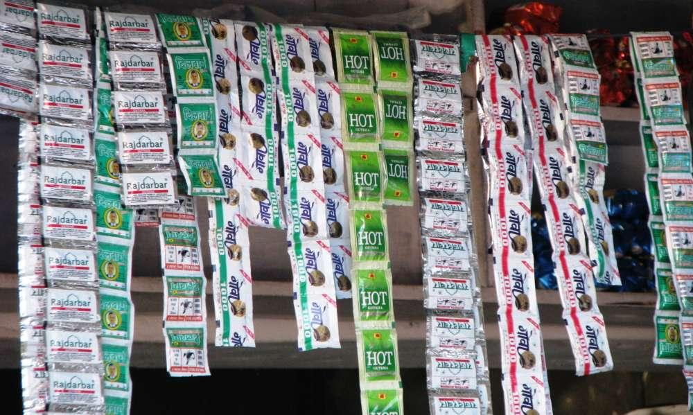 Gutka worth Rs. 2,10,000 seized in Hyderabad