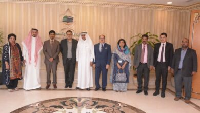 Photo of Indian delegation reviews India's Haj-2019 operations